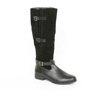 Matisse Hunt 3 Buckle Tall Riding Boots 9 M Casual